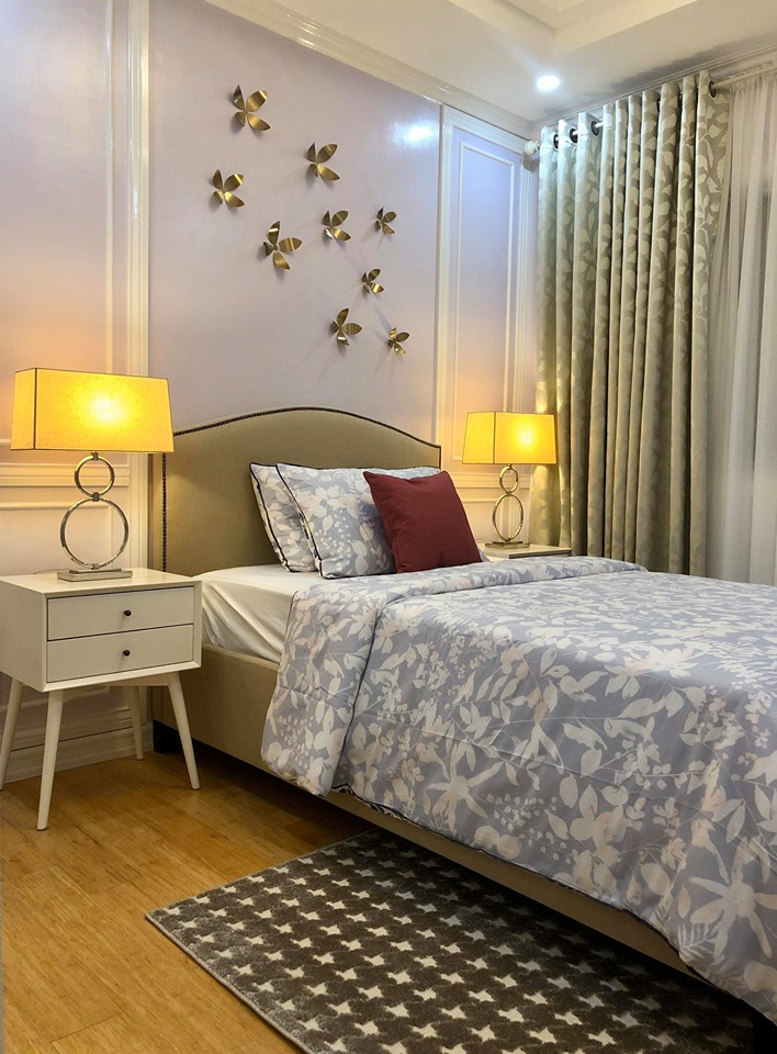 Versailles Village Alabang Chateau Mansion Townhouse Bedroom 2