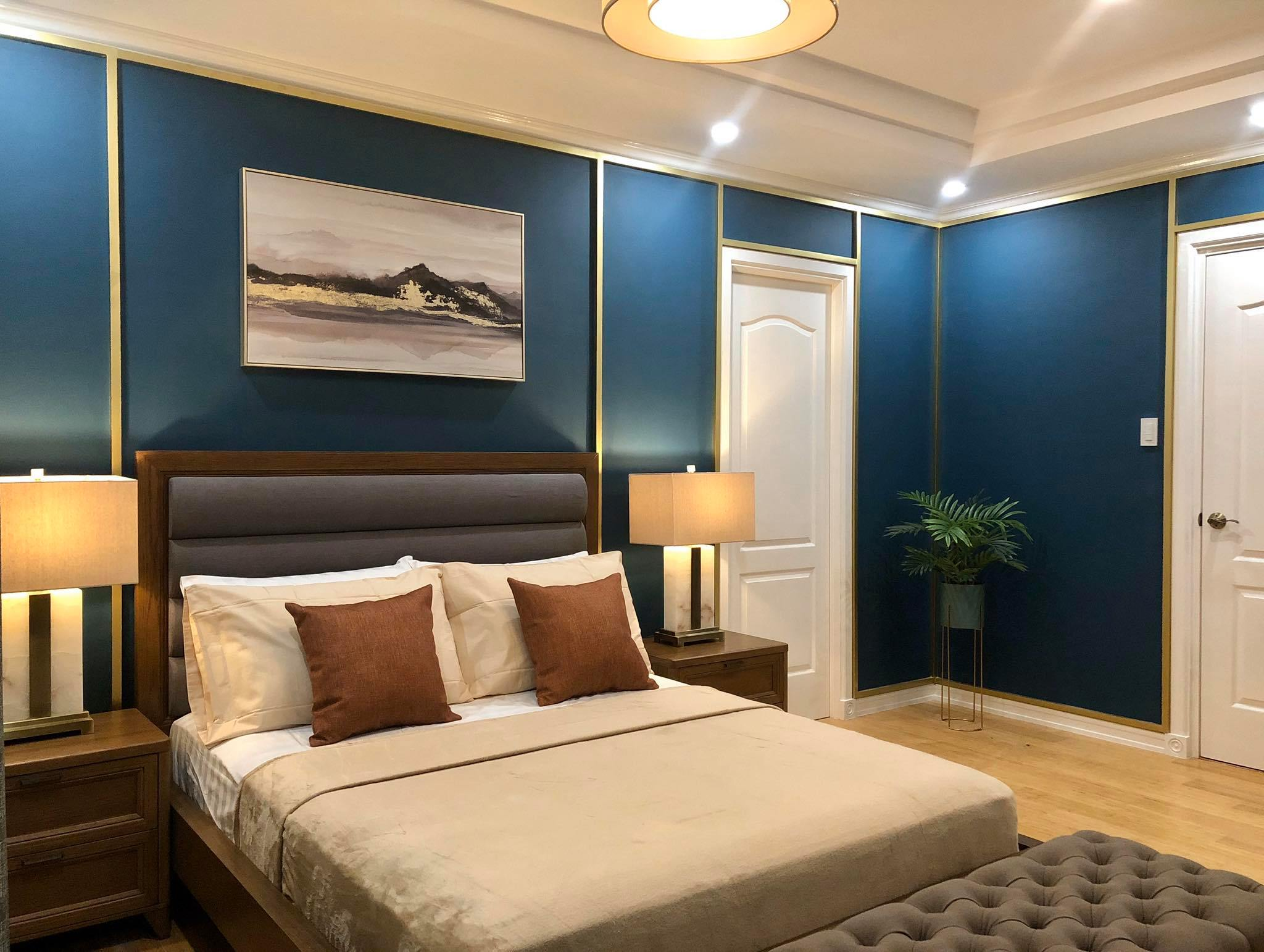 Versailles Village Alabang Chateau Mansion Townhouse Masters Bedroom 4