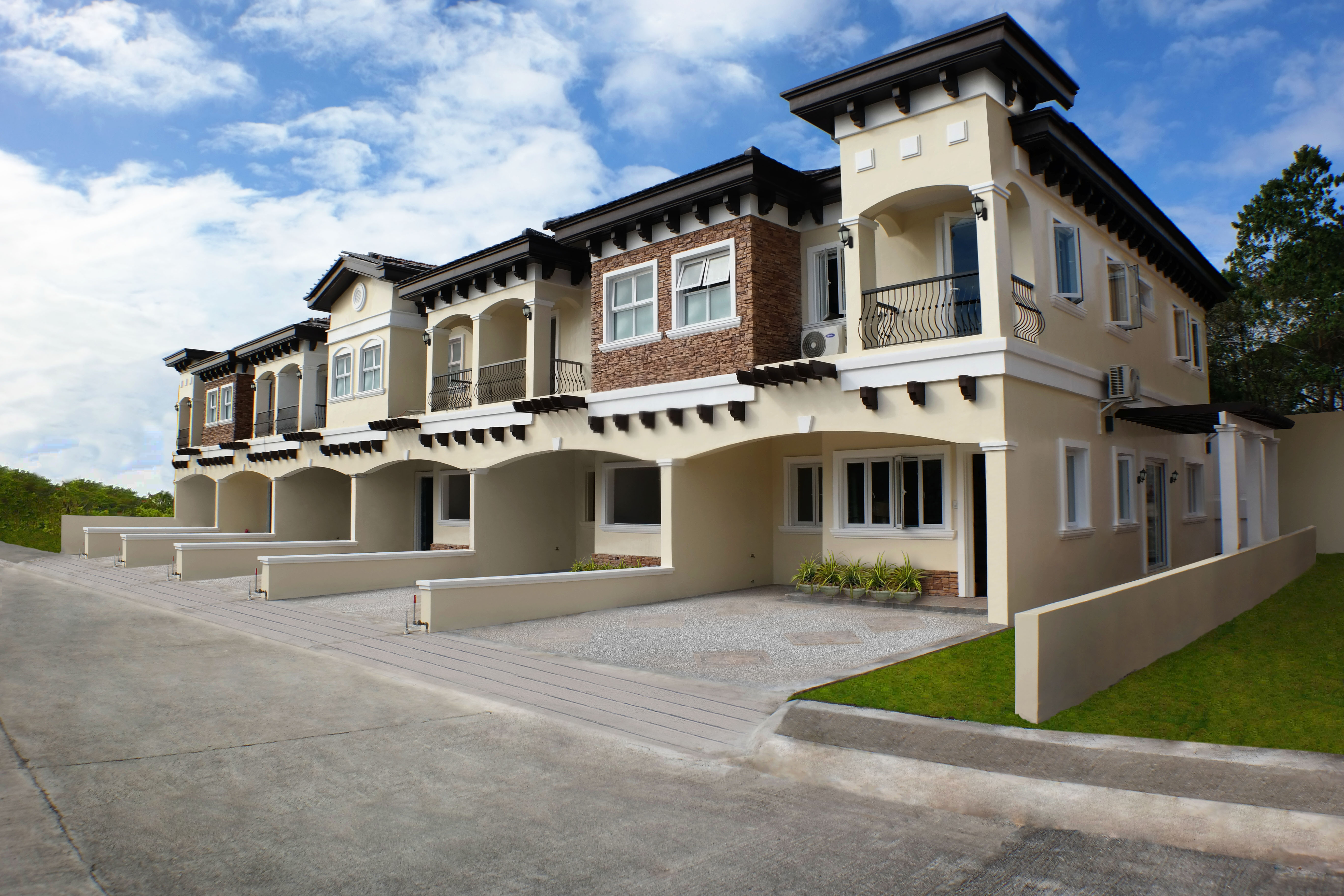 Versailles Alabang Village house for Sale Chateau Mansion Townhouse