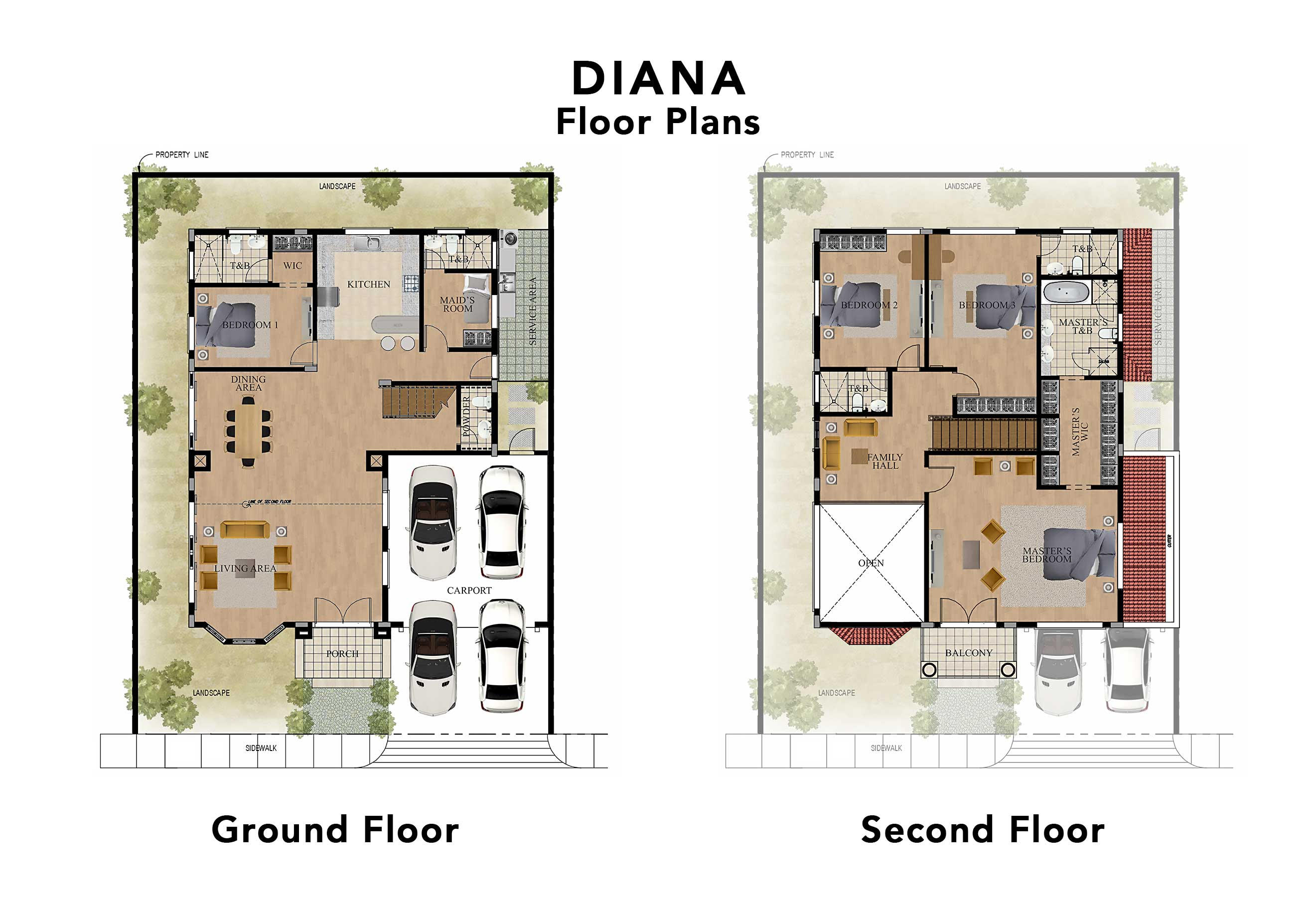 Diana Floor Plans UPDATED 20200818 (saved for web)
