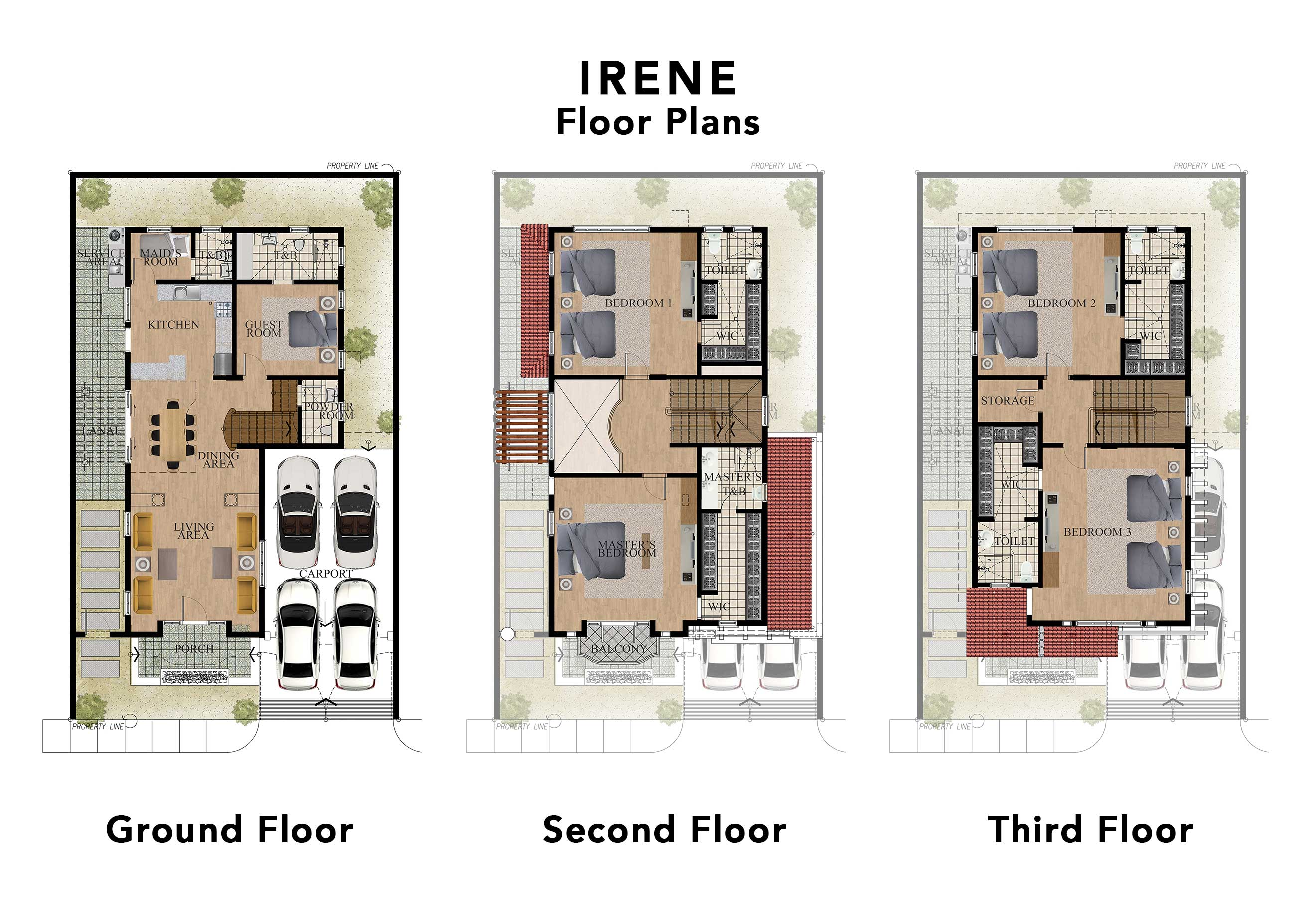 Irene (Mirrored) Floor Plans UPDATED 20200818 (saved for web)