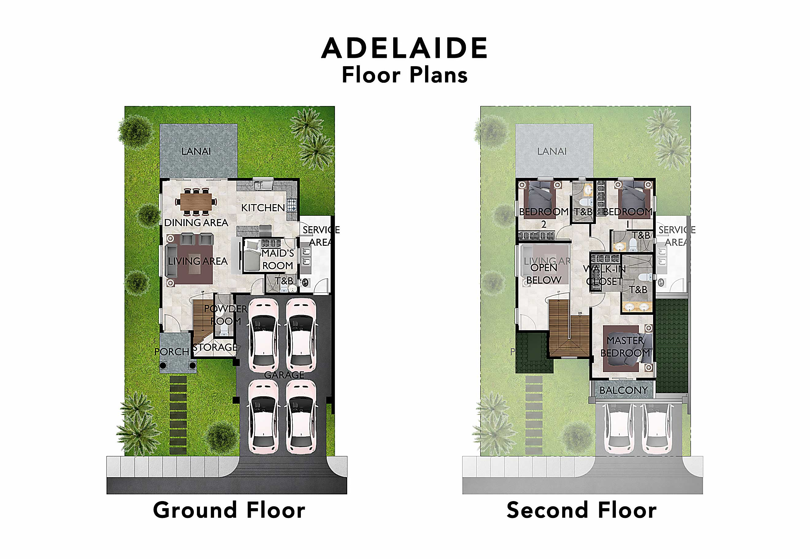 Alabang House for Sale Versailles Adelaide Floor Plans UPDATED 20201217 (saved for web)