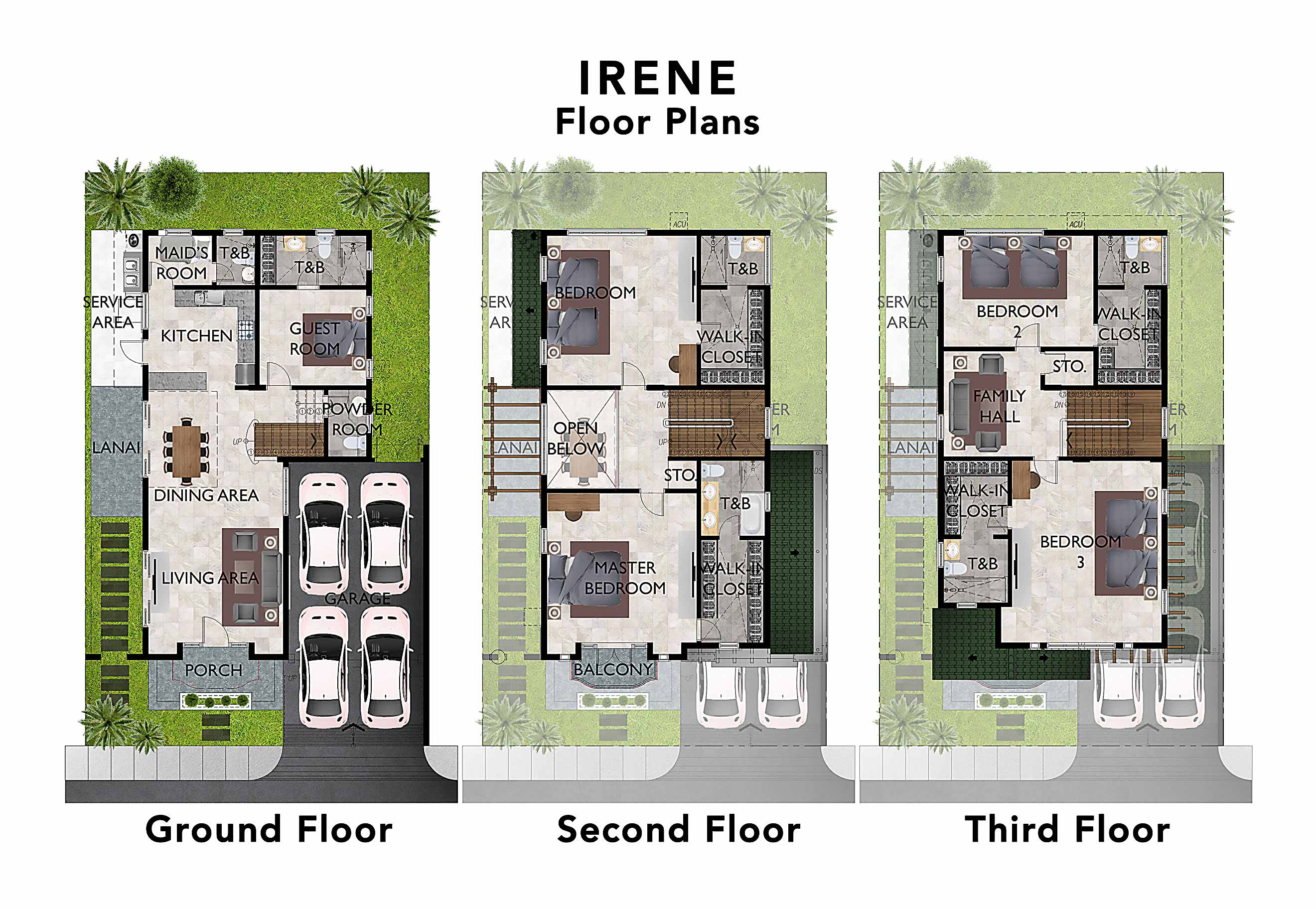 Alabang House for Sale Versailles Irene