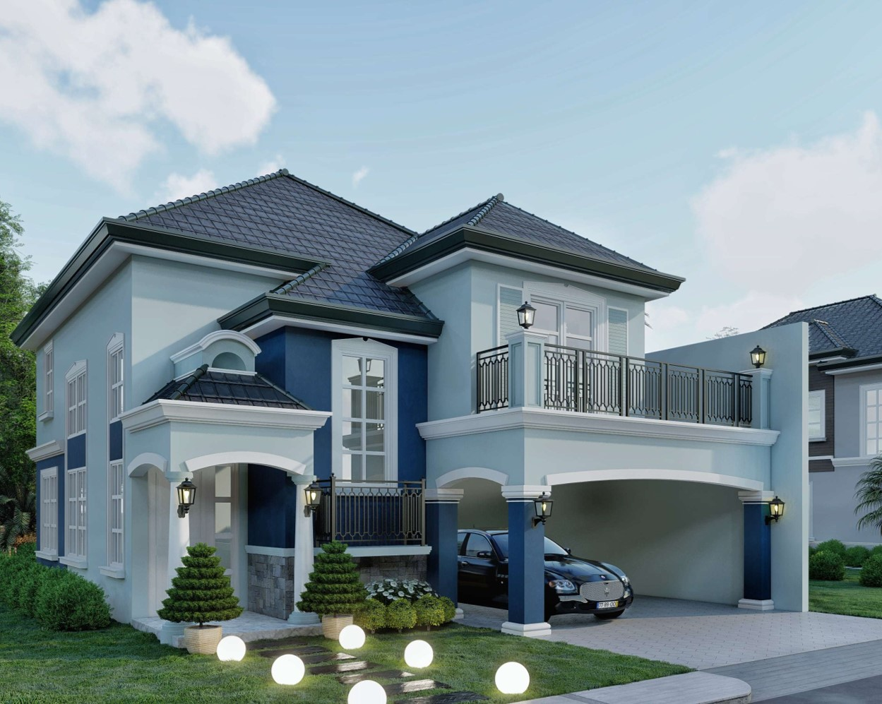 Versailles Alabang House For Sale Adelaide House Model