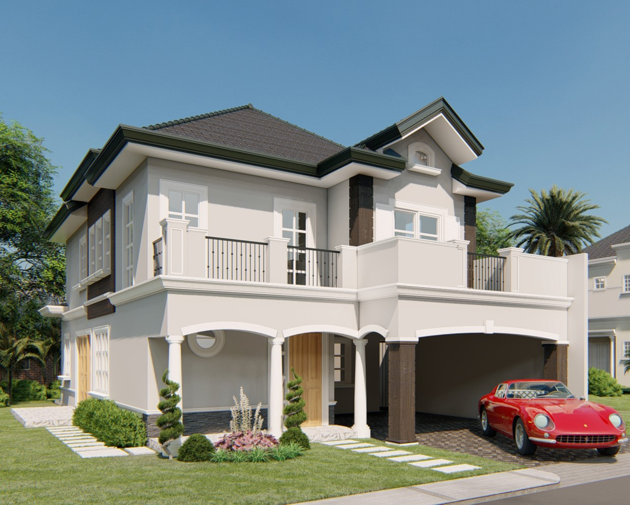Versailles Alabang House For Sale Sofia House Model