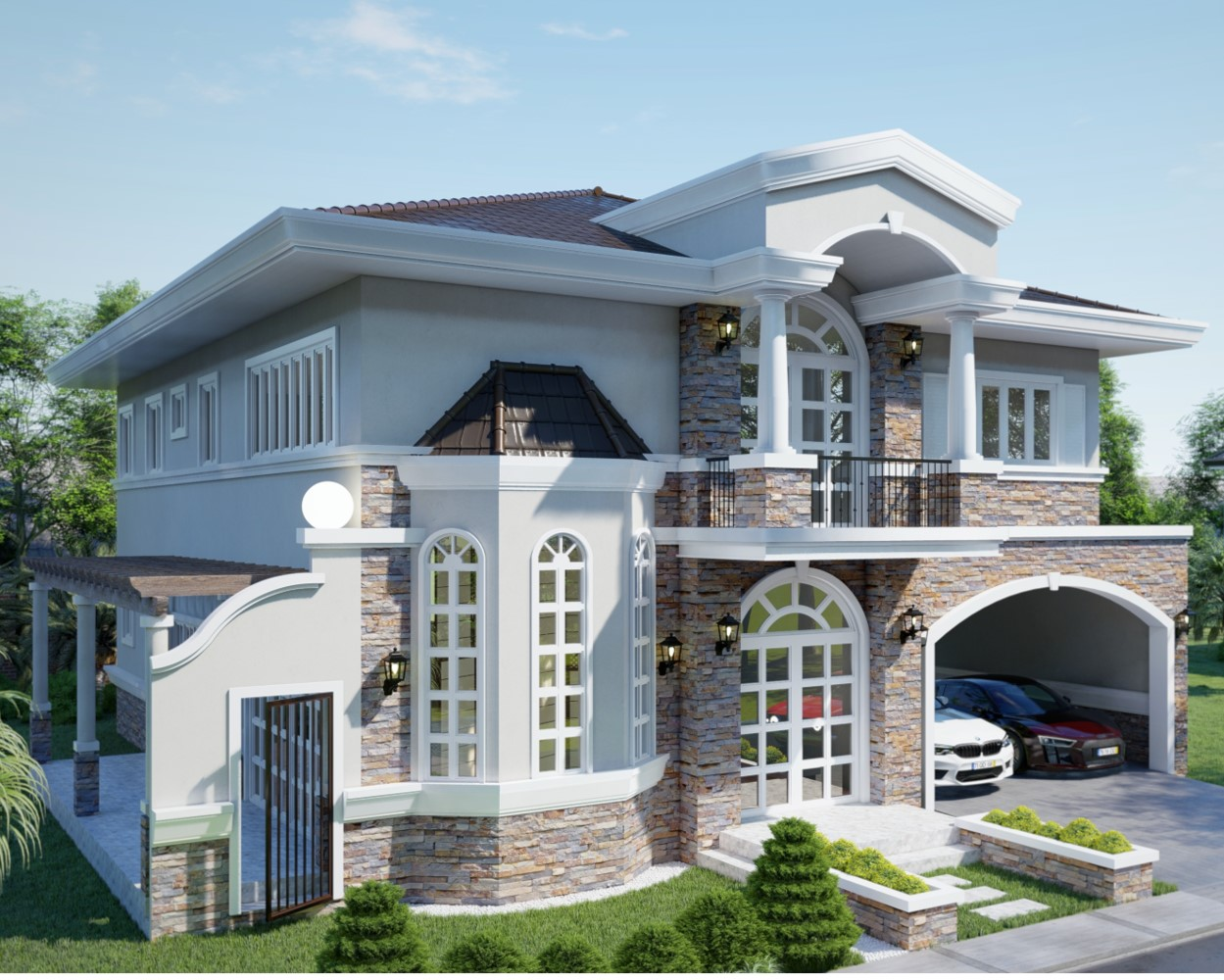 Versailles Alabang House For Sale Diana House Model