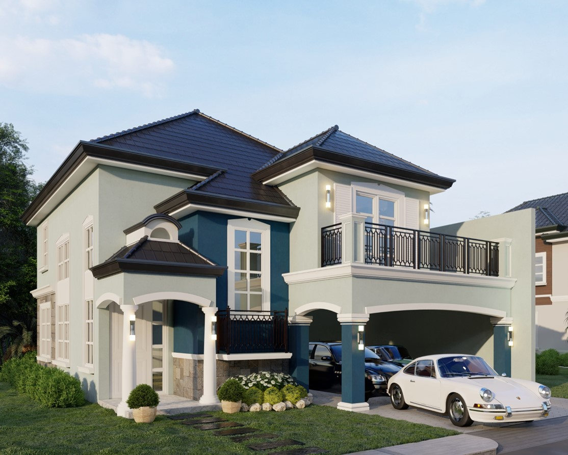 House for sale Alabang Versailles Village